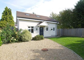 Thumbnail 3 bed detached house for sale in Norman Close, Kemsing, Sevenoaks