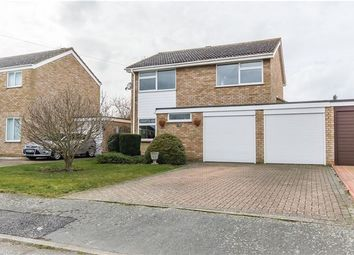 Thumbnail 4 bedroom link-detached house for sale in The Limes, Harston, Cambridge