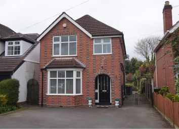 Thumbnail 3 bed detached house for sale in Wildmoor Lane, Catshill