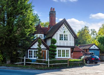 Thumbnail 3 bed detached house for sale in Ockley Road, Beare Green, Dorking