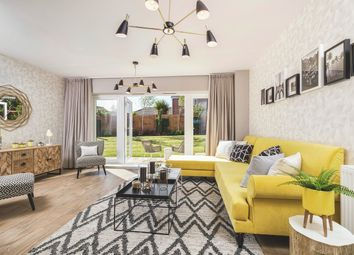 Thumbnail 3 bed end terrace house for sale in De Burgh Gardens, Tadworth, Surrey