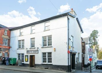 Thumbnail Retail premises for sale in Builth Wells, Powys