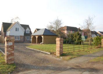 Thumbnail 4 bedroom detached house to rent in Bucklesham Road, Ipswich, Suffolk