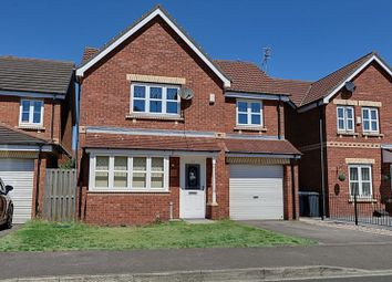 Thumbnail 4 bed detached house for sale in Leadhills Way, Bransholme, Hull