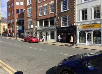 Thumbnail Retail premises to let in 11, Lower Bridge Street, Chester