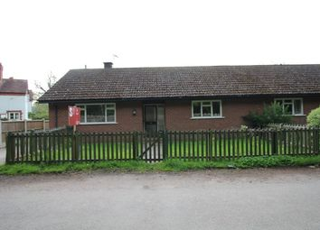 Thumbnail 2 bed bungalow to rent in Merry Lane, Clive, Shrewsbury