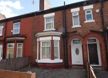 Thumbnail 3 bedroom terraced house for sale in Richmond Grove, Manchester, Greater Manchester, Uk