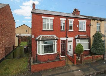 Thumbnail 3 bedroom terraced house for sale in Dean Road, Cadishead, Manchester