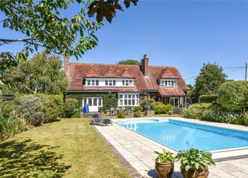 Thumbnail 5 bed detached house for sale in Barnes Lane, Milford On Sea, Lymington, Hampshire