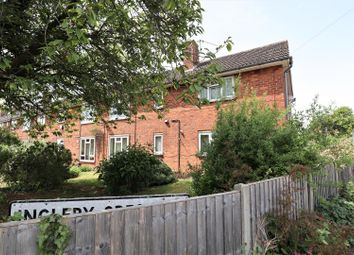 Thumbnail 2 bed flat for sale in Ingleby Crescent, Lincoln