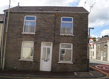 Thumbnail 4 bed end terrace house for sale in Pryce Street, Mountain Ash