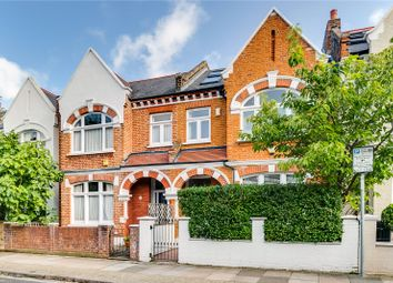 Thumbnail 4 bed terraced house to rent in Hotham Road, London