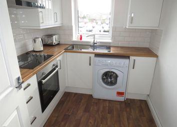 Thumbnail 2 bedroom flat for sale in Flamborough Close, Woodston, Peterborough