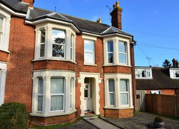 Thumbnail 2 bed flat to rent in Upper Queens Road, Ashford