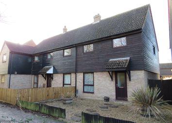 Thumbnail 3 bed semi-detached house for sale in Lark Rise, Martlesham Heath, Ipswich