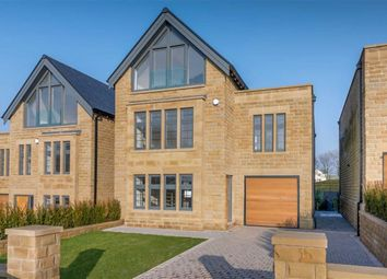 Thumbnail 5 bedroom detached house for sale in The Rise, Crowthorn, Bolton, Lancashire