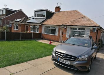 Thumbnail 2 bed semi-detached bungalow for sale in Ocean Road, Leicester