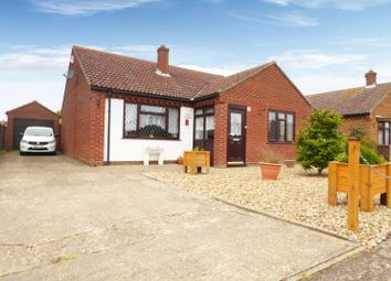 Thumbnail 2 bed detached bungalow for sale in Cricketer's Walk, Freethorpe