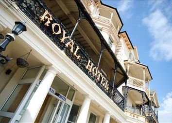 Thumbnail Commercial property for sale in The Royal Hotel, The Esplanade, Bognor Regis, West Sussex