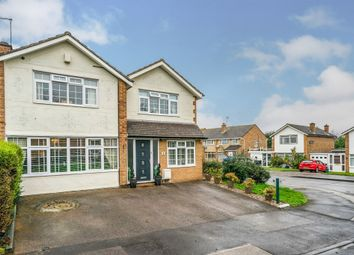 Thumbnail 5 bed detached house for sale in Fir Park, Harlow