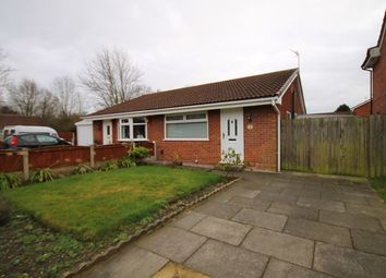 Thumbnail 1 bed semi-detached bungalow for sale in Colwyn Close, Callands, Warrington