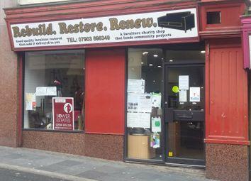 Thumbnail Retail premises to let in High Street, Pontypridd