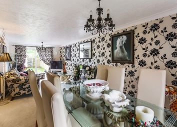 Thumbnail 3 bed detached house for sale in De Burgh Gardens, Tadworth