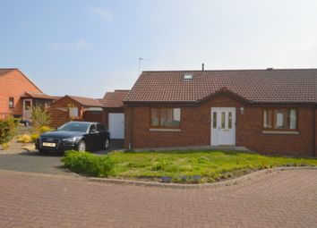 Thumbnail 2 bed semi-detached bungalow to rent in Meadowlands, Tweedmouth, Berwick Upon Tweed, Northumberland