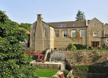 Thumbnail 4 bed semi-detached house for sale in School Hill, Kirkburton, Huddersfield, West Yorkshire