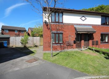 Thumbnail 2 bed semi-detached house for sale in Chapelside Close, Catterall, Preston