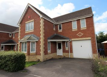 Thumbnail 4 bedroom detached house to rent in Bramble Drive, Westbury