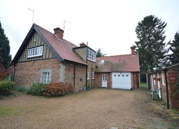 Thumbnail 4 bedroom detached house for sale in Chapel Road, Dersingham, King's Lynn