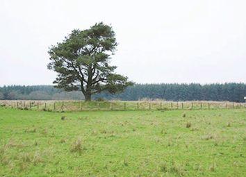 Thumbnail Land for sale in Kennedys Corner Dsr, Waterbeck, Lockerbie DG113Hp