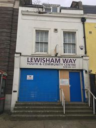 Thumbnail Retail premises to let in 138 Lewisham Way, London