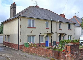 Thumbnail 3 bedroom semi-detached house for sale in Maelog Place, Mynachdy, Cardiff