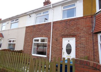 Thumbnail 3 bed terraced house to rent in Thompson Street, Bridlington