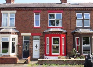 Thumbnail 3 bed terraced house for sale in Arthur Street, Carlisle, Cumbria