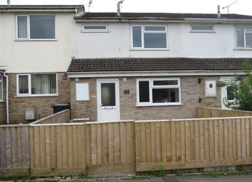 Thumbnail Terraced house for sale in St. Lawrence Crescent, Shaftesbury