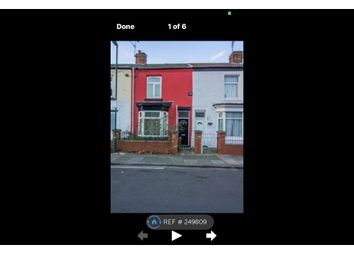 Thumbnail 2 bed terraced house to rent in Hampden Street, Middlesbrough