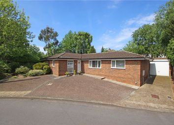 Thumbnail 3 bed detached bungalow for sale in Barry Close, Chiswell Green, St Albans