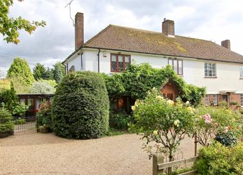 Thumbnail 3 bed semi-detached house for sale in Great Hampden, Great Missenden