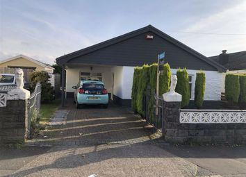 3 bed detached bungalow for sale in Llangyfelach Road, Treboeth, Swansea SA5