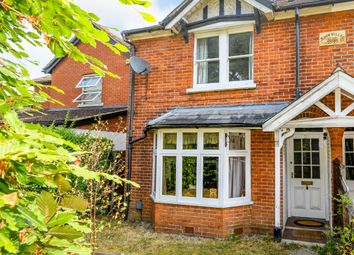 Thumbnail 2 bed semi-detached house to rent in Avondale Road, Fleet