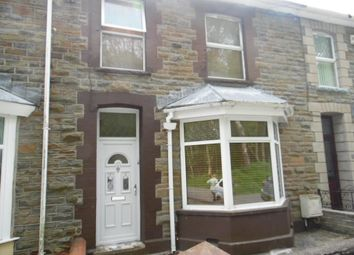 Thumbnail 2 bed terraced house to rent in Station Terrace, Cwmaman, Aberdare