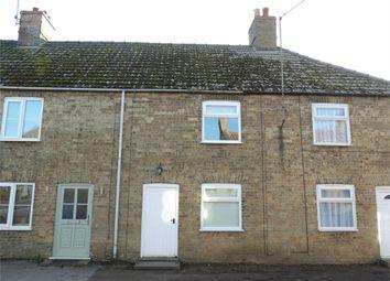 Thumbnail 2 bedroom terraced house for sale in Castle Road, Wormegay, King's Lynn