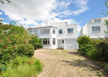 Thumbnail 5 bed semi-detached house to rent in Robson Road, Goring-By-Sea, Worthing