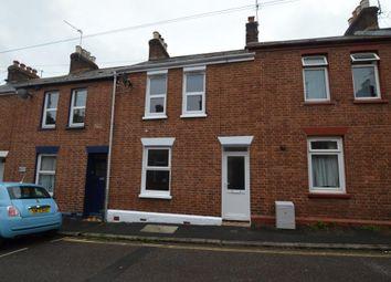 2 bed terraced house to rent in Hoopern Street, Exeter, Devon EX4