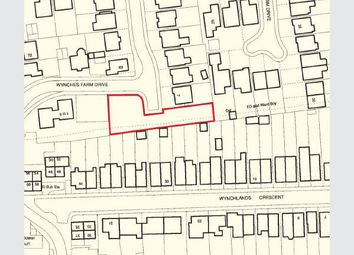 Thumbnail Land for sale in Wynches Farm Drive, St.Albans