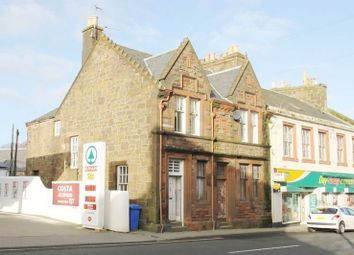 Thumbnail 1 bed flat for sale in 92, High Street, Maybole, South Ayrshire KA197Aq