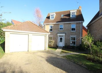Thumbnail 5 bed detached house for sale in Monarch Way, Carlton Colville, Lowestoft